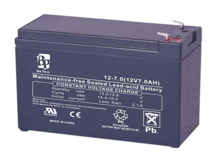 Best Power 12V 7AH